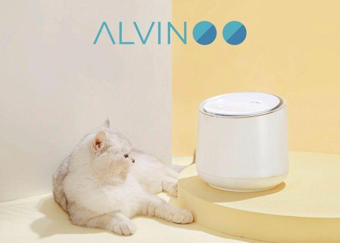 Health-Enhancing Pet Water Dispensers