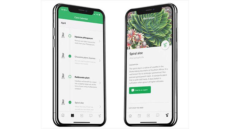Consumer-Tracking Retailer Apps