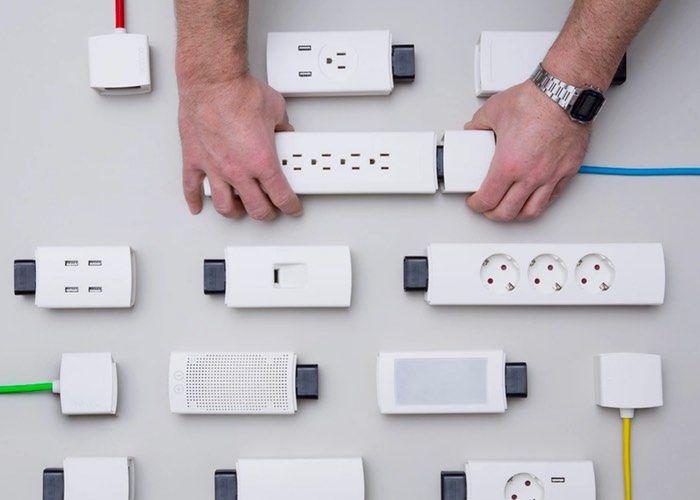Modular Power Strips