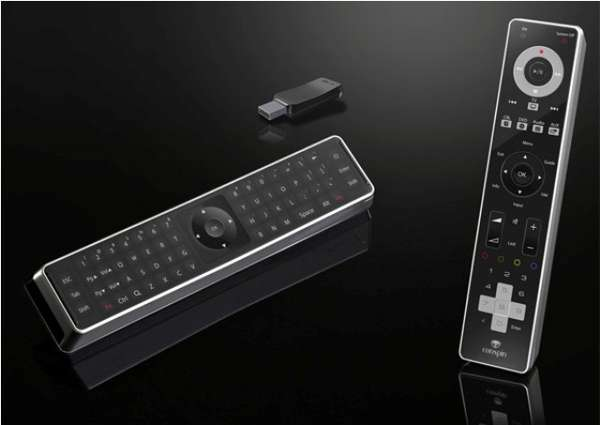 Two-Faced Universal Remotes