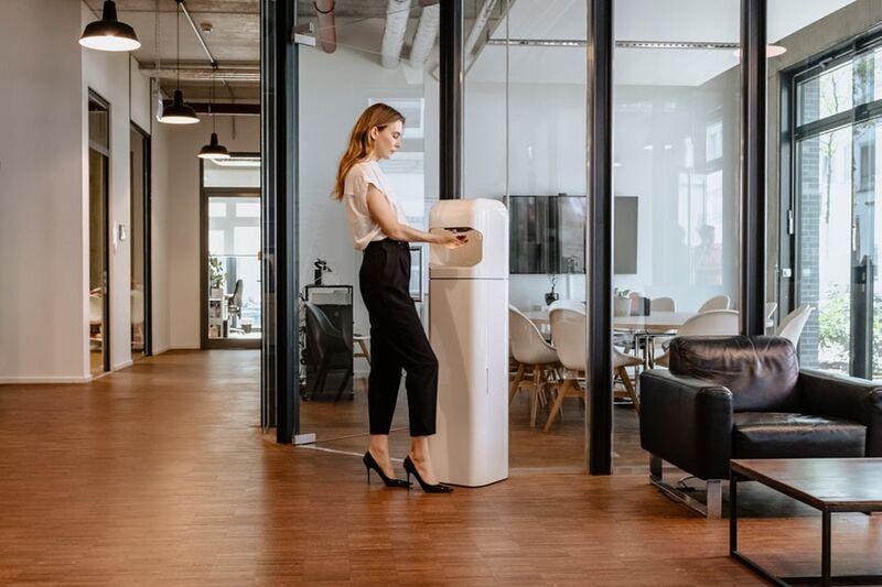 Workspace Sanitizer Dispensers