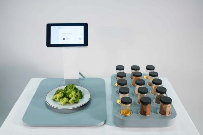 Smart Seasoning Stations