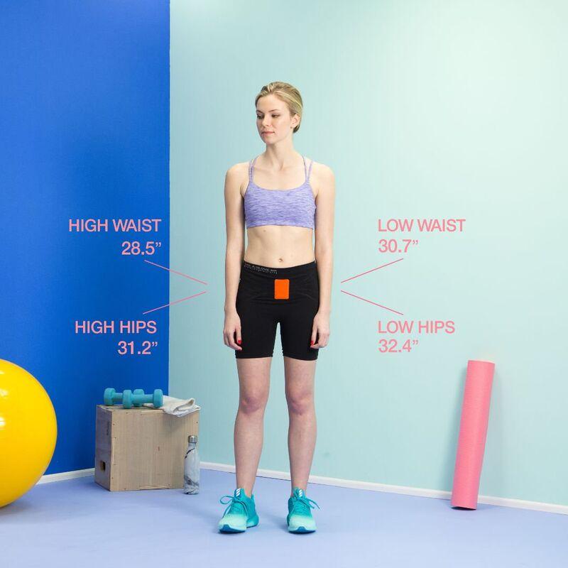 Shape-Measuring Smart Shorts