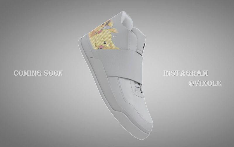 Game-Inspired Footwear