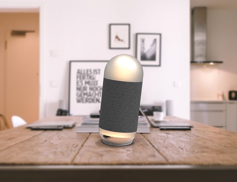 Emotive Smart Speakers