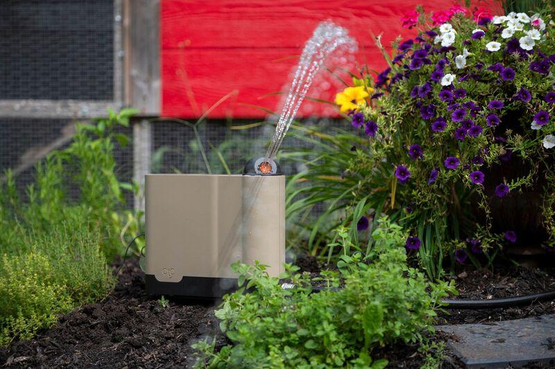 Millennial-Targeted Smart Sprinklers