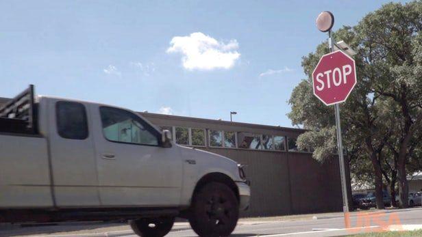 Illuminating Smart Stop Signs