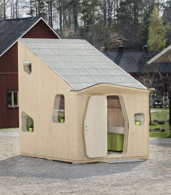 Compact Sustainable Houses