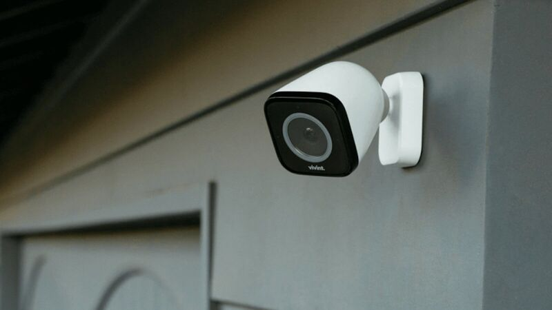 Theft Detection Security Cameras