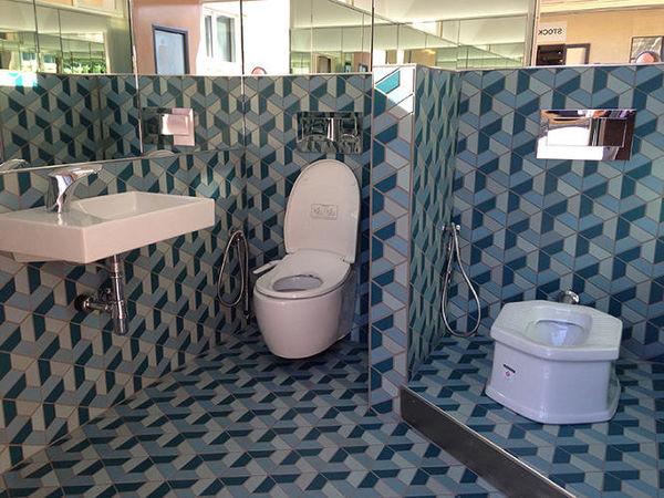 Eco-Friendly Smart Toilets