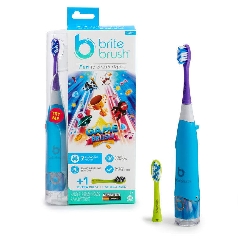 Kid-Friendly Smart Toothbrushes