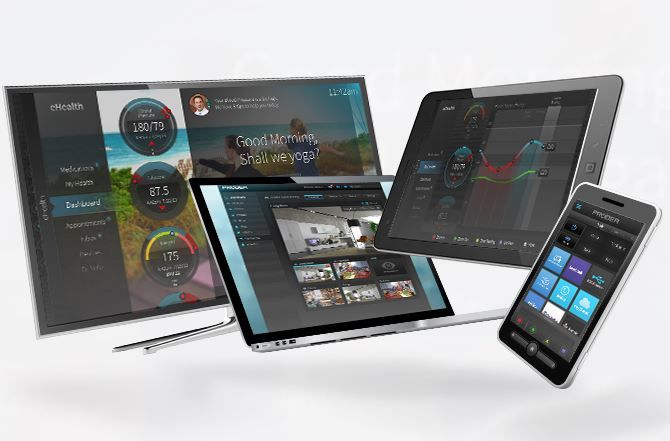 Connected Smart TV Platforms