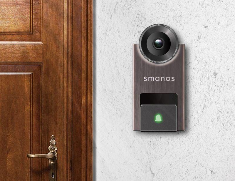 Motion-Sensing Doorbells