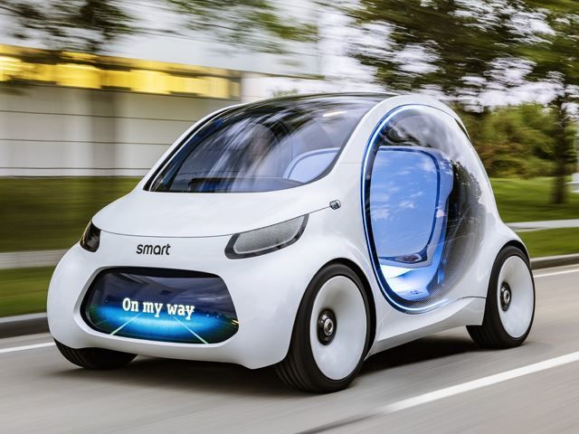 Futuristic Carsharing Concepts