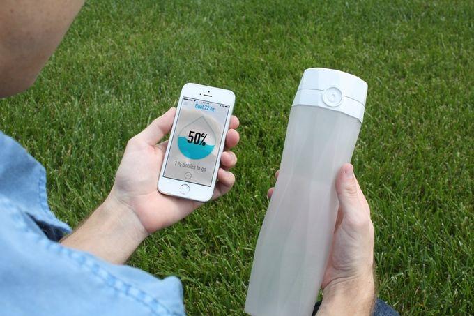 Smart Hydration Bottles