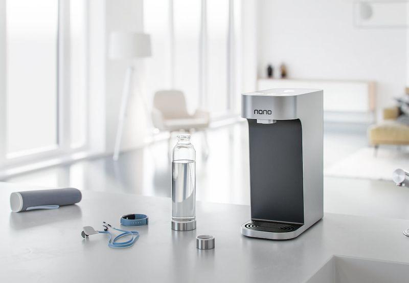 Temperature-Regulating Water Dispensers