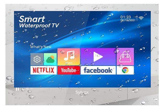 Smart Bathroom TV Sets