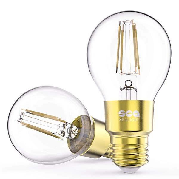 Connected Edison-Style Light Bulbs