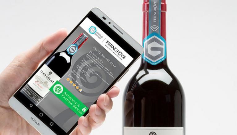 Smart Wine Bottles