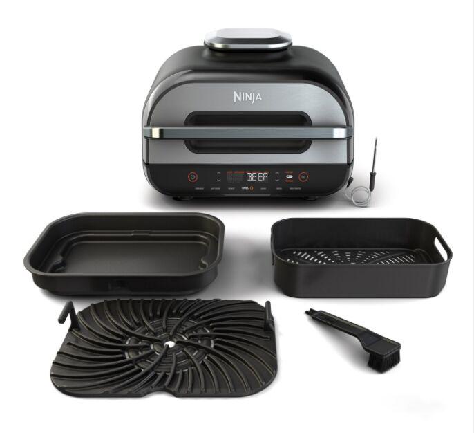Multi-Functional Smart Tech Grills