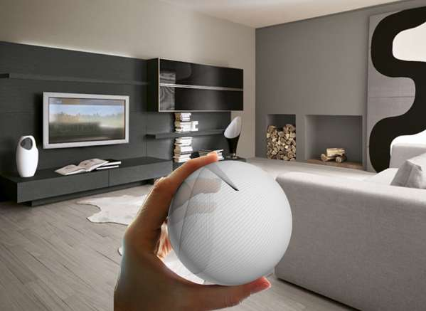 Spherical Computer Peripherals
