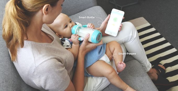 Connected Baby Care Solutions