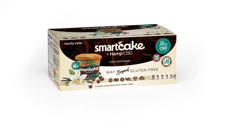 Hemp-Infused Snack Cakes