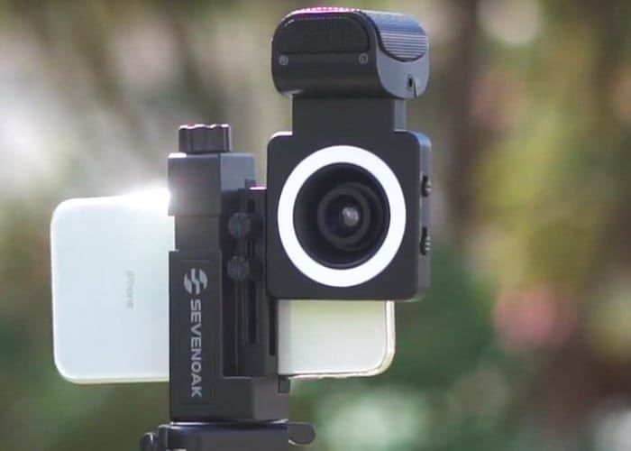 All-in-One Smartphone Videographer Accessories