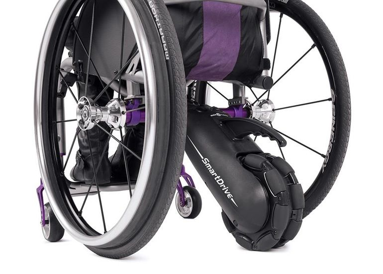 Wheelchair-Powering Devices