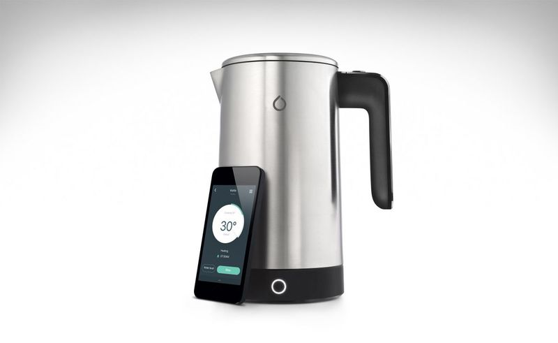 Time-Saving Connected Kettles