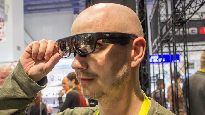 Augmented Smart Eyewear