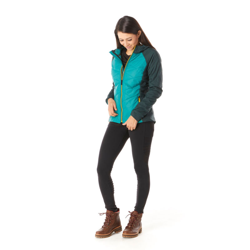 Breathable Performance Outerwear - Smartloft X is a Great Choice for Outdoor High-Intensity Activity (TrendHunter.com)