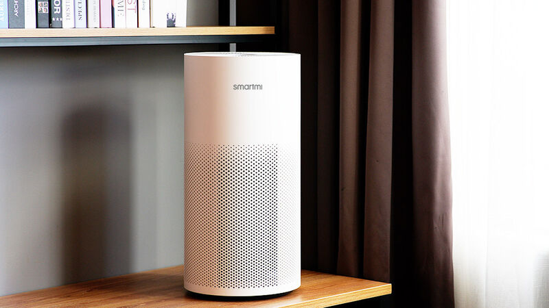 Air-Analyzing Indoor Purifiers