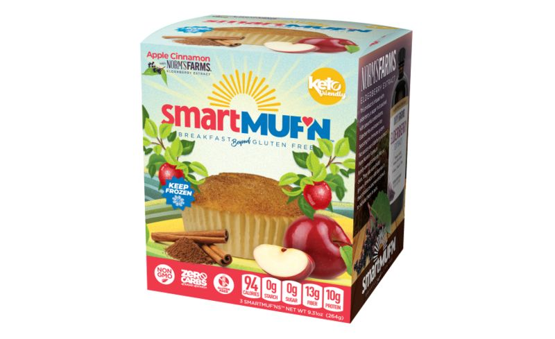 Prepackaged Keto-Friendly Muffins