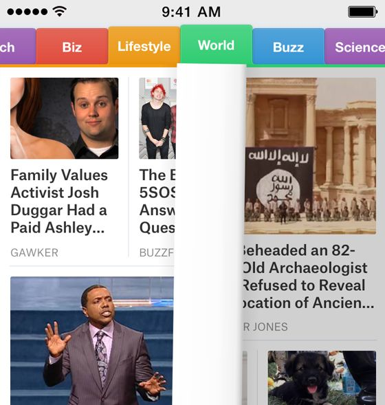 Personalized News Apps