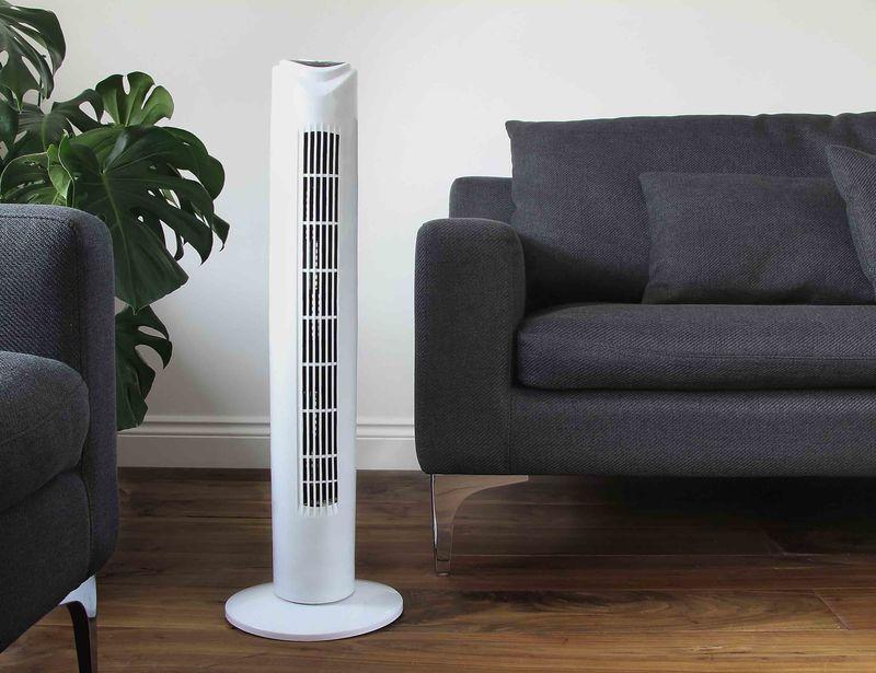 Voice Assistant Cooling Fans