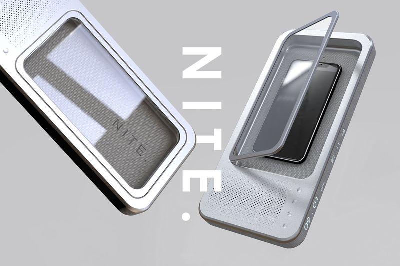 Smartphone-Disabling Alarm Clocks