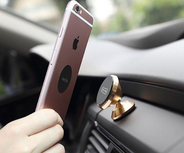Gilded Vehicle Smartphone Mounts