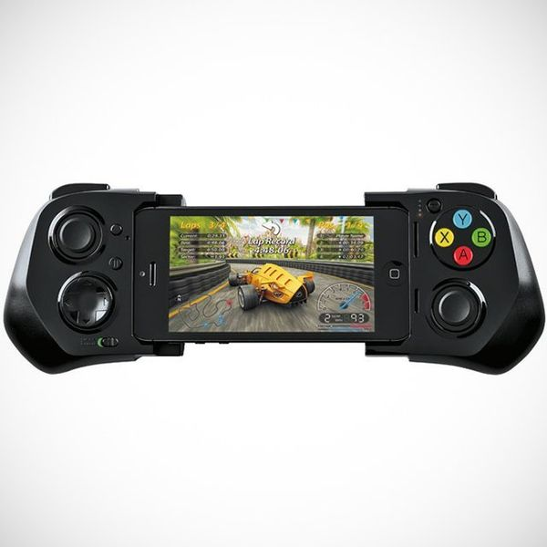 Gaming-Inspired Smartphone Controllers
