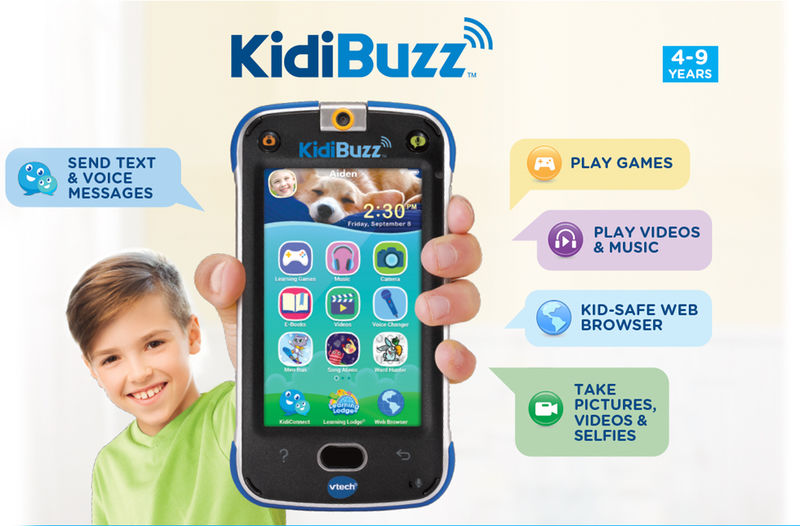 Break-Proof Kid Smartphones