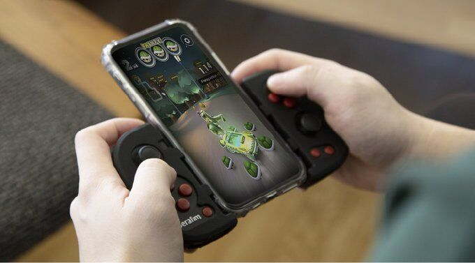 Pro-Grade Mobile Game Controllers