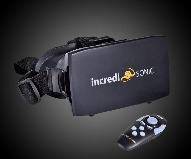 Remote Control Virtual Glasses