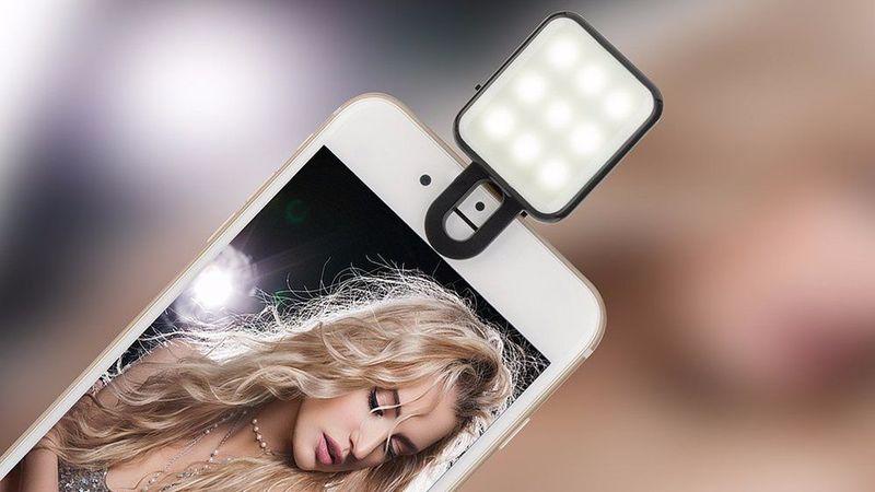 Attachable Smartphone Lights