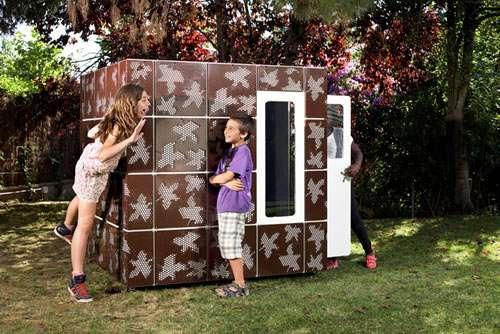 Designer Kiddie Playhomes