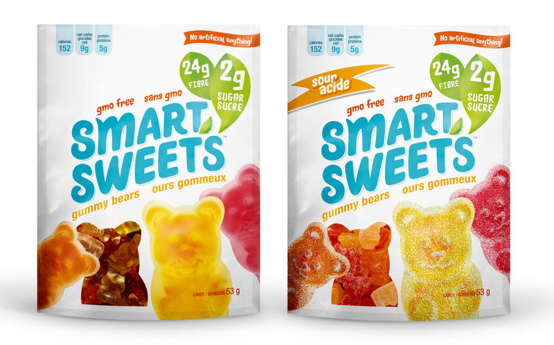 All-Natural Gummy Candies