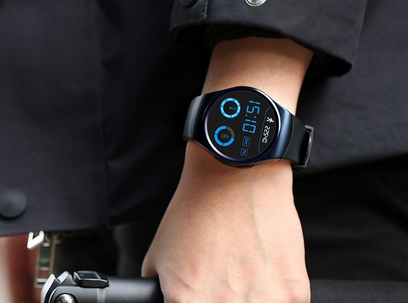 Ultra-Precise Monitoring Smartwatches