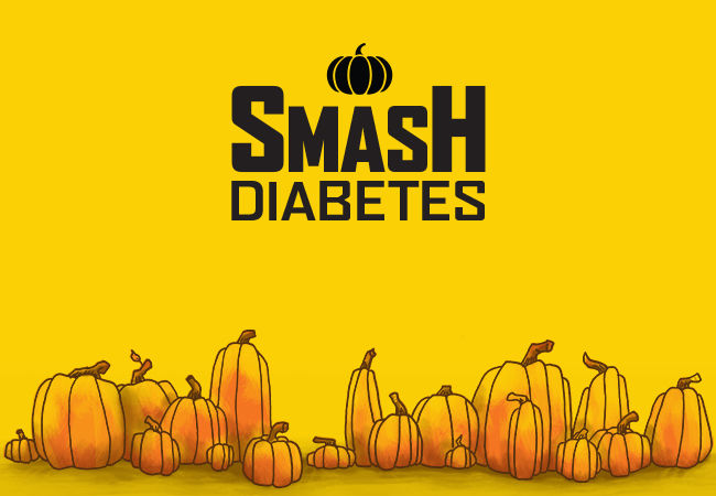Pumpkin-Themed Diabetes Campaigns