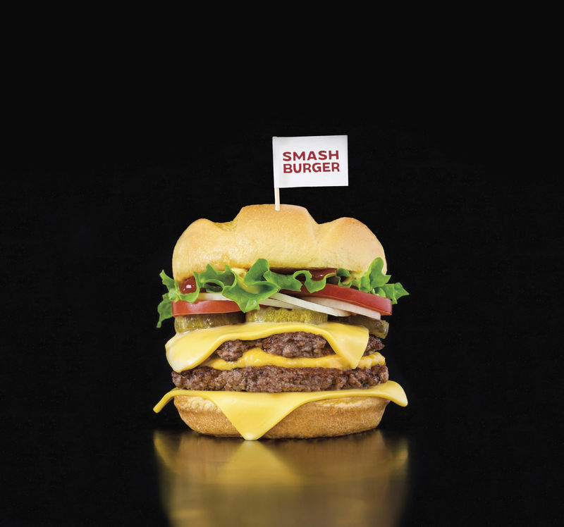 Cheesy Pub-Style Burgers
