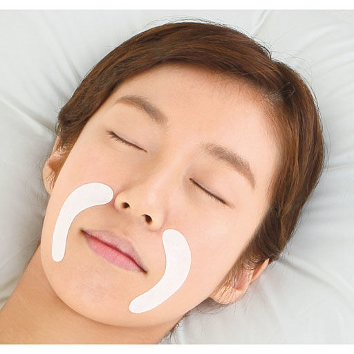 Line-Softening Face Strips