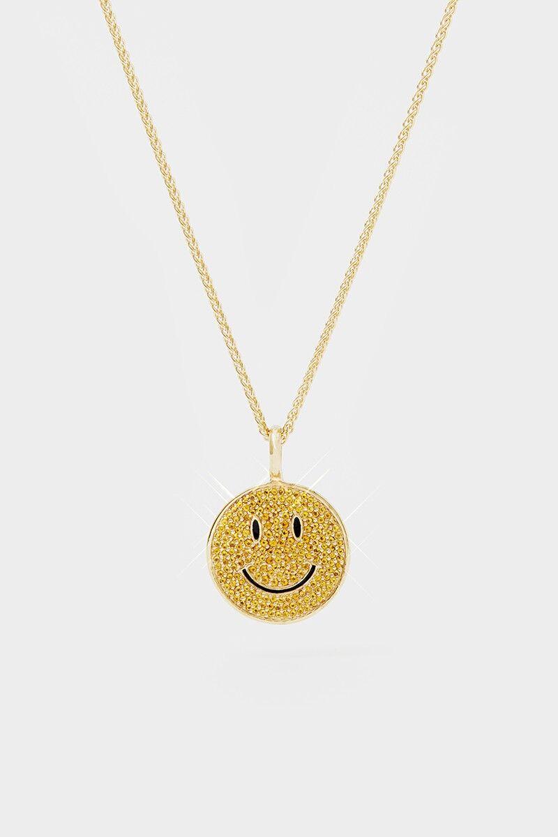 Smiling Nano Gem Jewelry